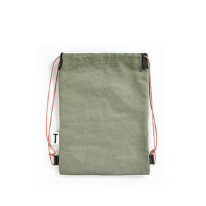 gym bag DIN green T