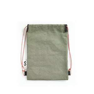 gym bag DIN green S