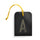 luggage tag DIN black A