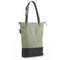 Shopping bag DIN green-black