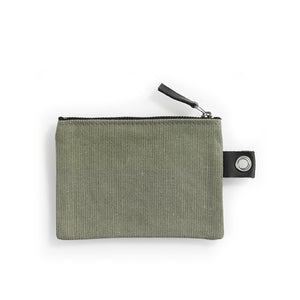 Case small DIN green-black