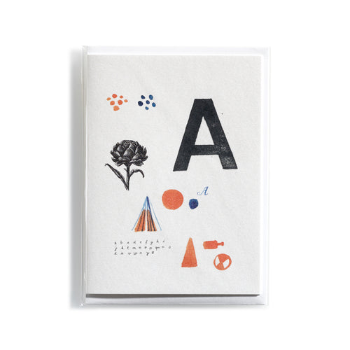 Greeting card Mitte A