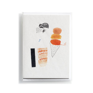 Greeting card Mitte I