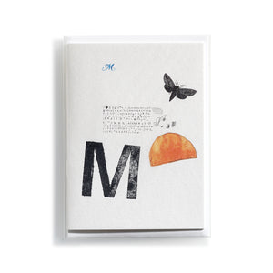 Greeting card Mitte M