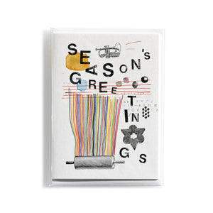 Greeting card Mitte Season
