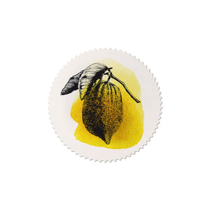 sticker set Mitte acorn