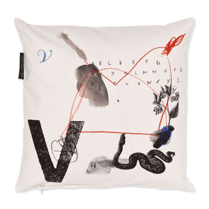 Cushion medium V