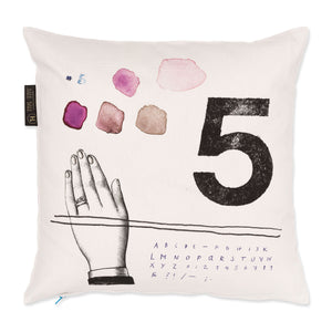 Cushion medium 5