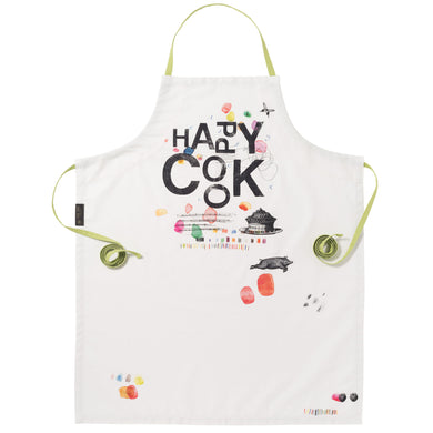 Apron Mitte happy cook