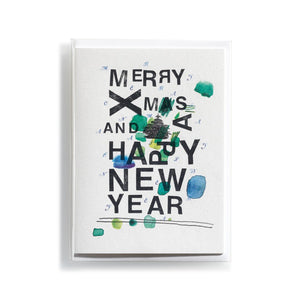 Greeting card Mitte
