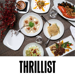 Thrillist Best Asian fusion: Crustacean Beverly Hills