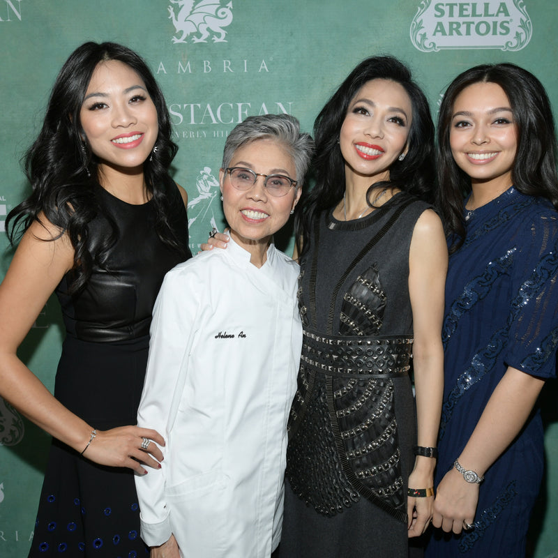 The An Family; Three Generations of business women