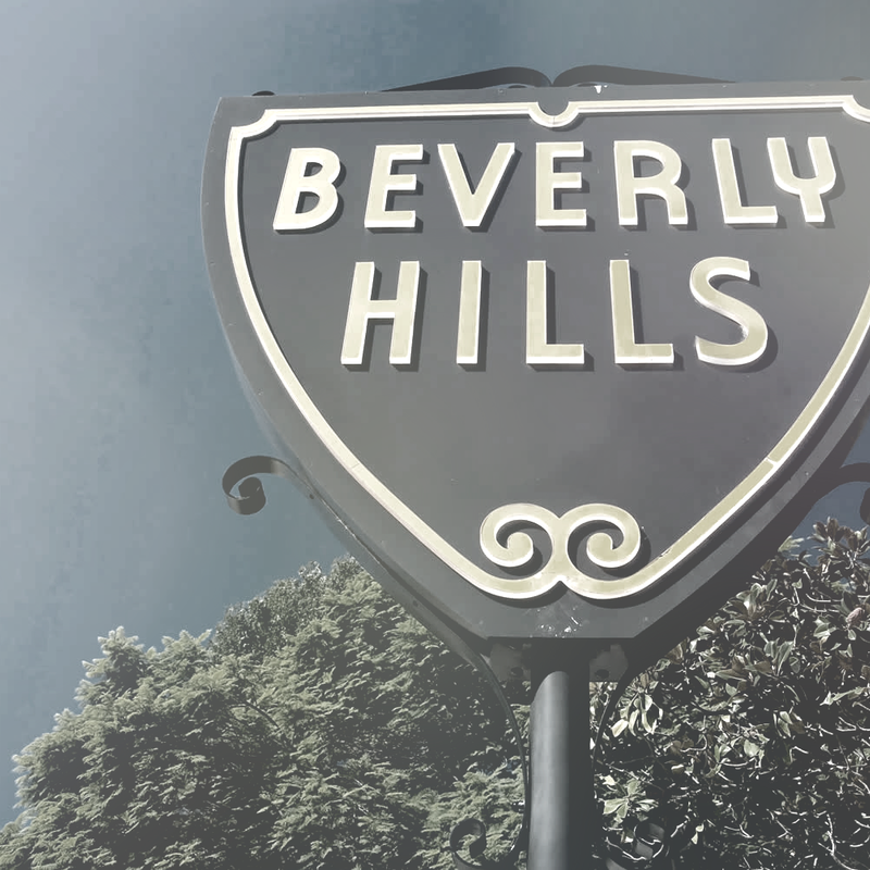 Legendary Beverly Hills Photography
