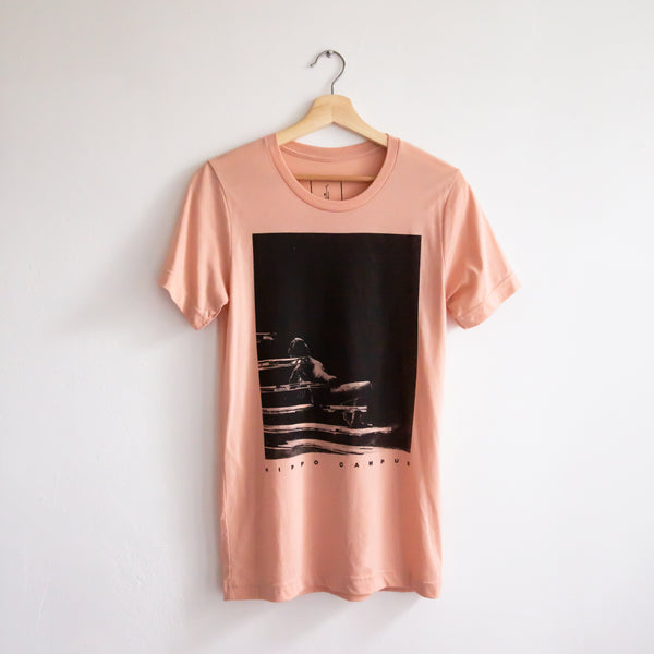 BAMBI COVER T-SHIRT (PEACH)