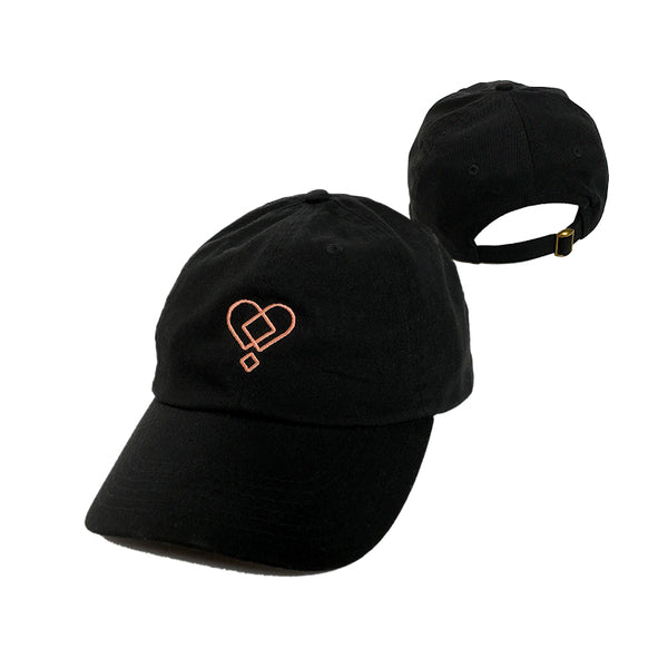 SYMBOL 4 EMBROIDERED DAD CAP