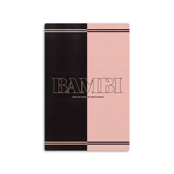 BAMBI LYRIC BOOK