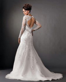 Winter 2014 Wedding Trends: Dresses