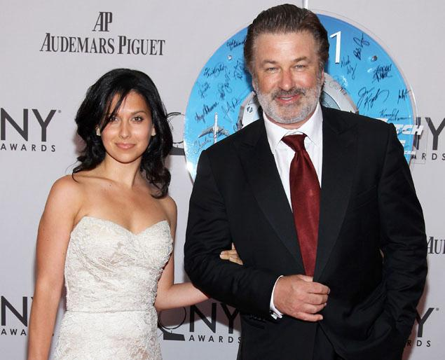Celeb Inspiration: Alec Baldwin and Hilaria Thomas