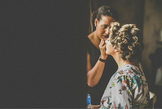 Planning Your Bridal Hair & Makeup