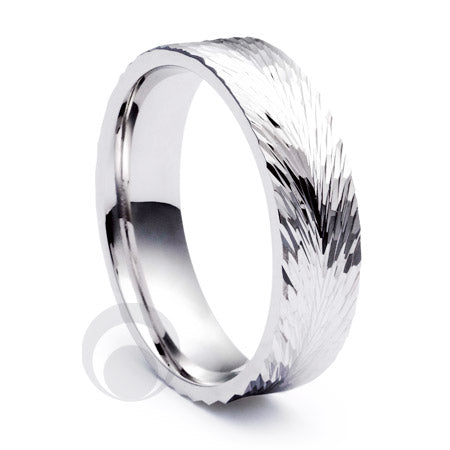 Platinum Wedding Ring Amo