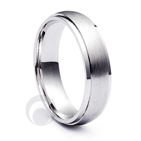 Platinum Wedding Ring Chèri