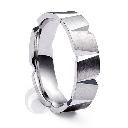 Platinum Wedding Ring Roce
