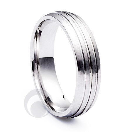 Platinum Wedding Ring Foveo