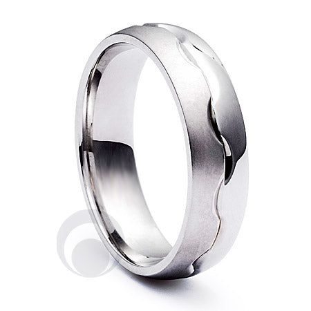 Platinum Wedding Ring Dèsir