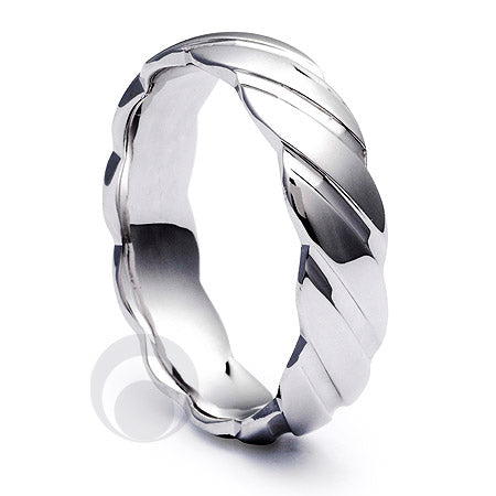 Platinum Wedding Ring Fenere