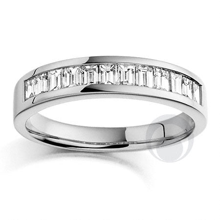 Channel Set Eternity Ring PRCR131