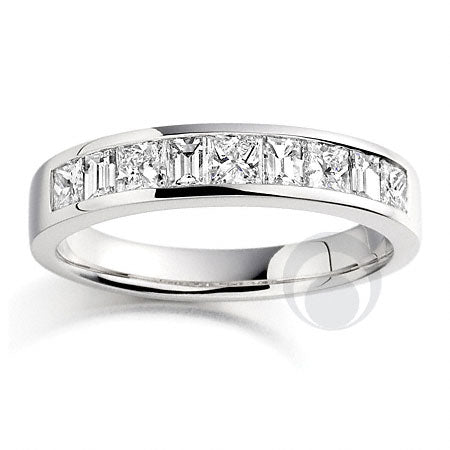 Channel Set Eternity Ring PRCR135