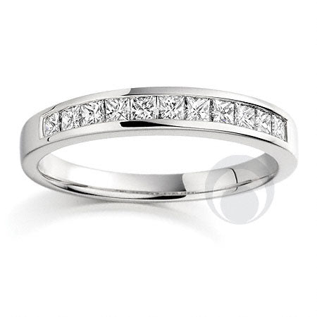 Channel Set Eternity Ring - PRCR139-33