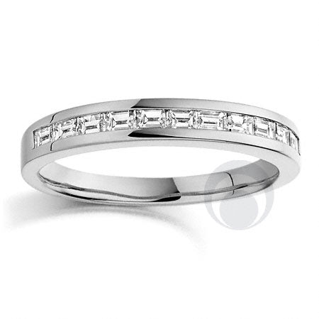 Channel Set Eternity Ring PRCR143
