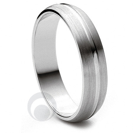 Platinum Wedding Ring Luna