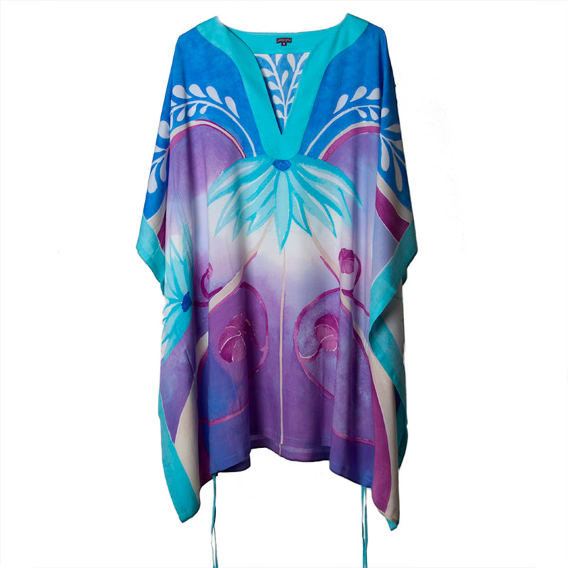 Waterlily Poncho