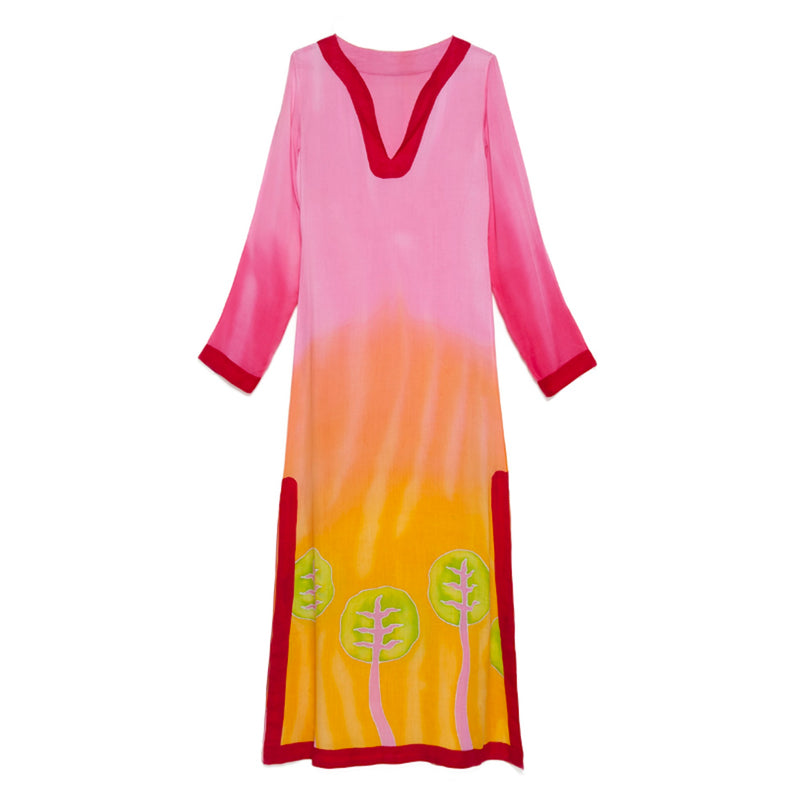 Bay Grape Caftan