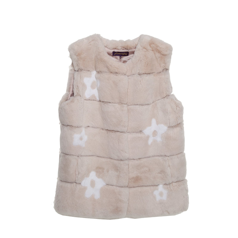 Flower Power Rex Rabbit Vest