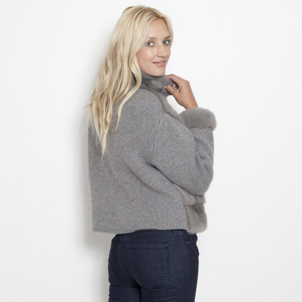 Cashmere Luxury Cardigan