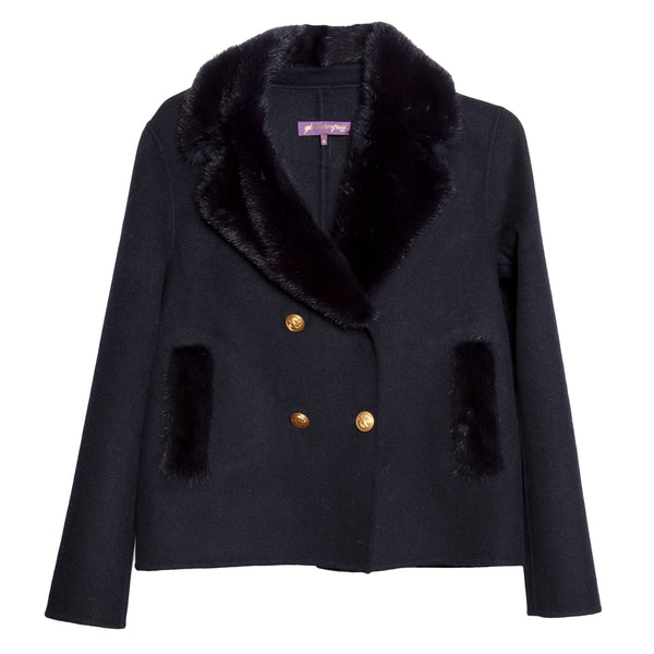 Glam Pea Coat