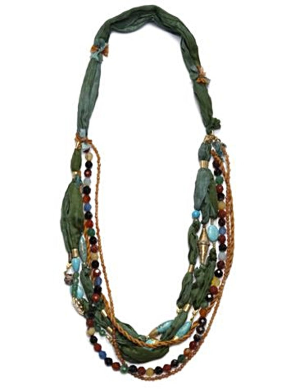 The Turquoise Adriatic Necklace