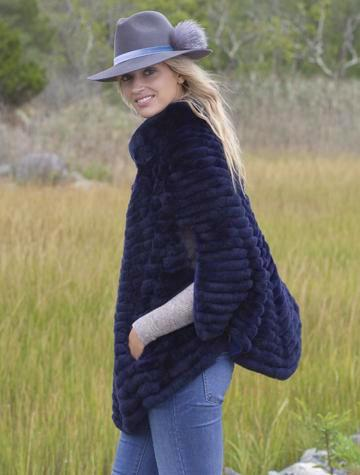 Signature Reversible Poncho