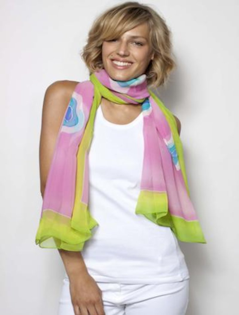 Island Breeze Scarf