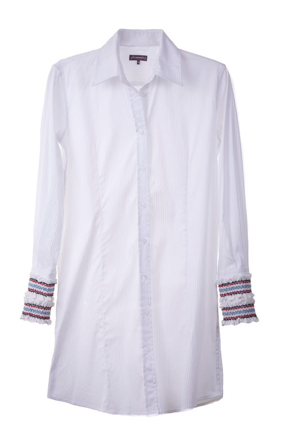 Beachcomber Shirt GAUGUIN STRIPE (ALSO IN WHITE)