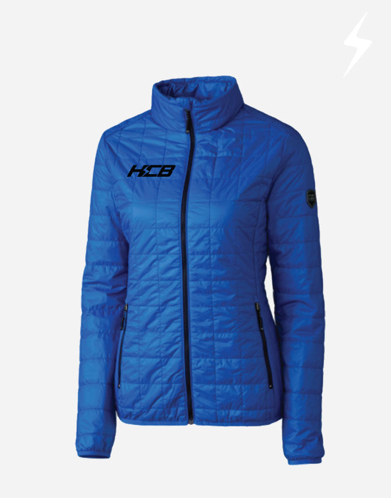 Ladies Ranier Jacket in Royal Blue