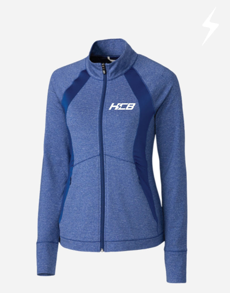 Ladies Shoreline Full Zip Jacket