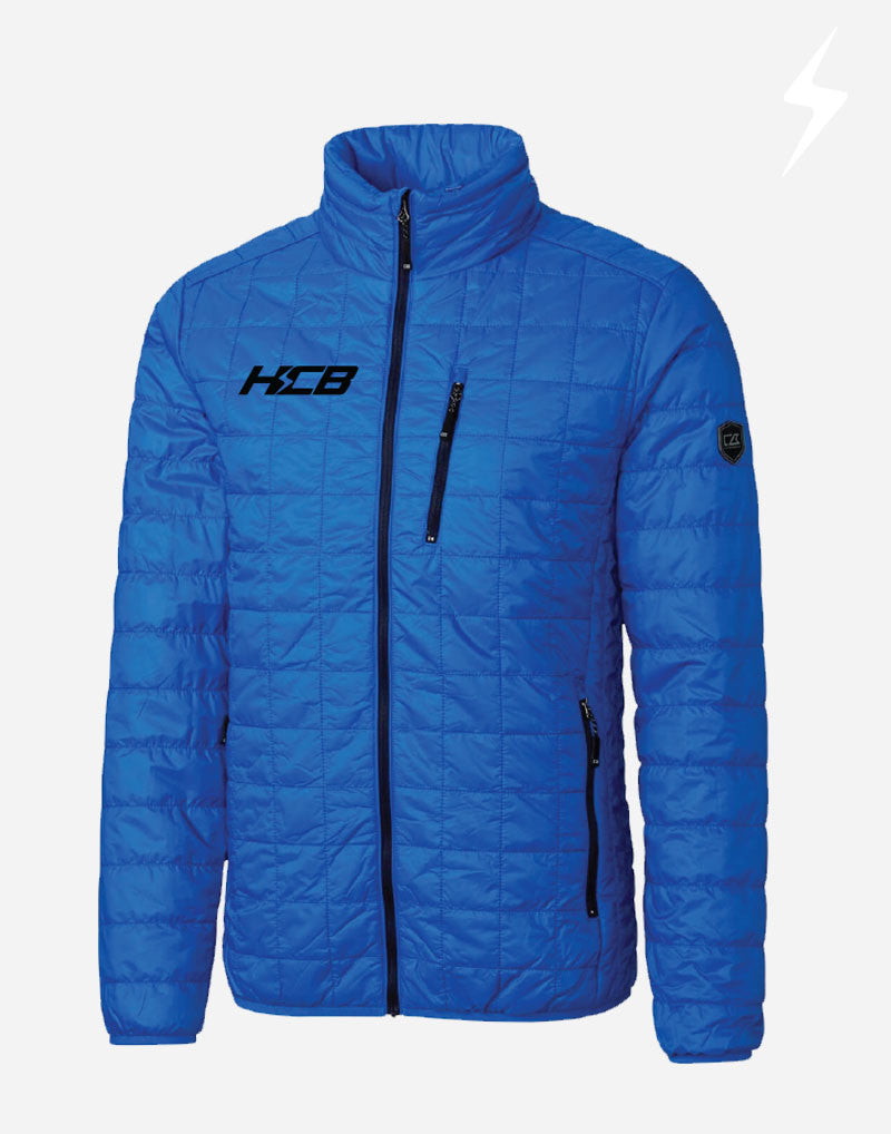 Mens Ranier Jacket in Royal Blue