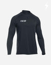 Blue Scales Fully Sublimated Long Sleeve