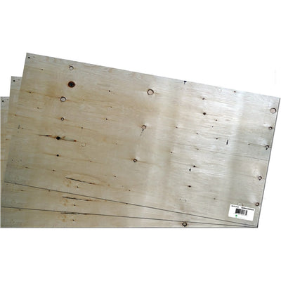 Handy Panel - Plywood - Spruce - D-Grade - 2x4'