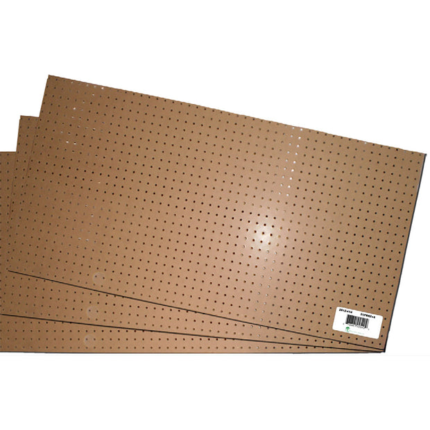 Handy Panel - Pegboard - Raw - 2x4'