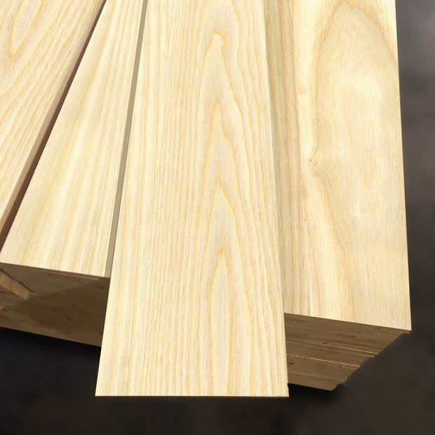 Solid Wood Panel - Ash